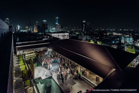 เลิกจัดงานแต่ง Prime Hotel Central Station Bangkok