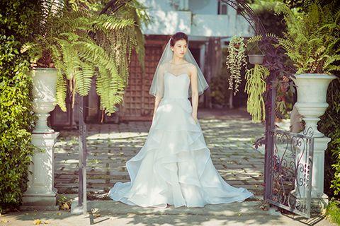 Saree Bridal Idea