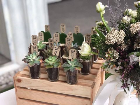 mori wedding favors