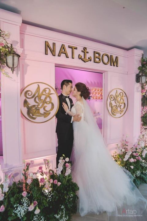 Dreambox props and wedding