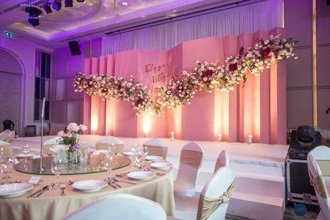 Colorful Wedding Planner
