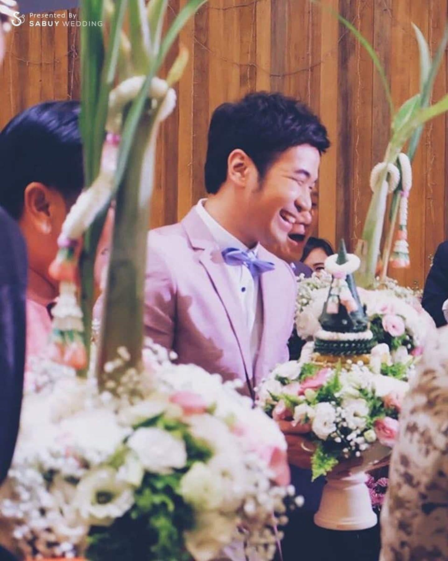 งานแต่งงานธีม The Festival แสตมป์ นิว สนุกทุกวินาที!