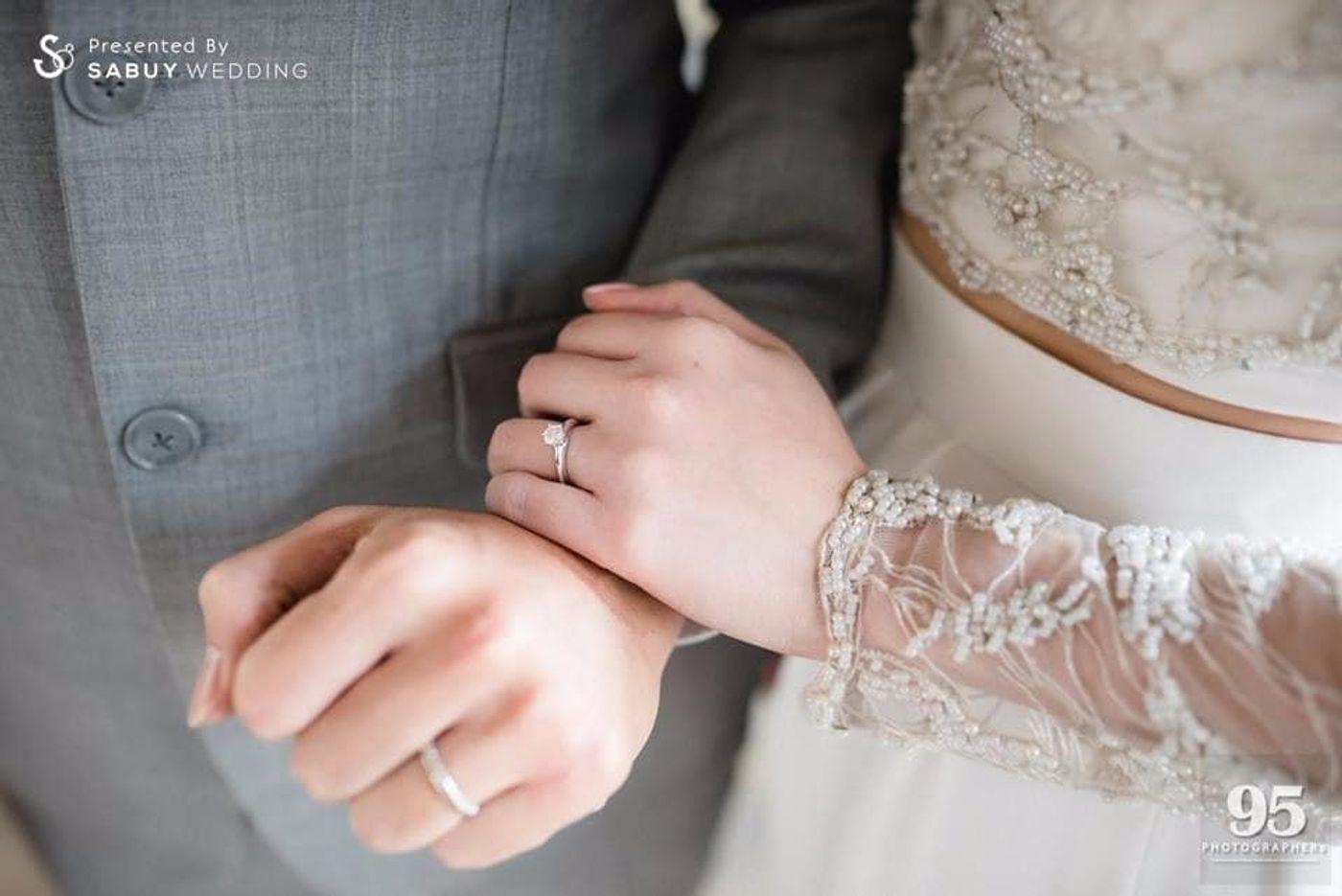 แหวนแต่งงาน,งานหมั้น รีวิวงานแต่ง กิมมิคสนุกทุก Sequence ปังจนเพื่อนยังต้องยกนิ้ว @Vivarium by Chef Ministry