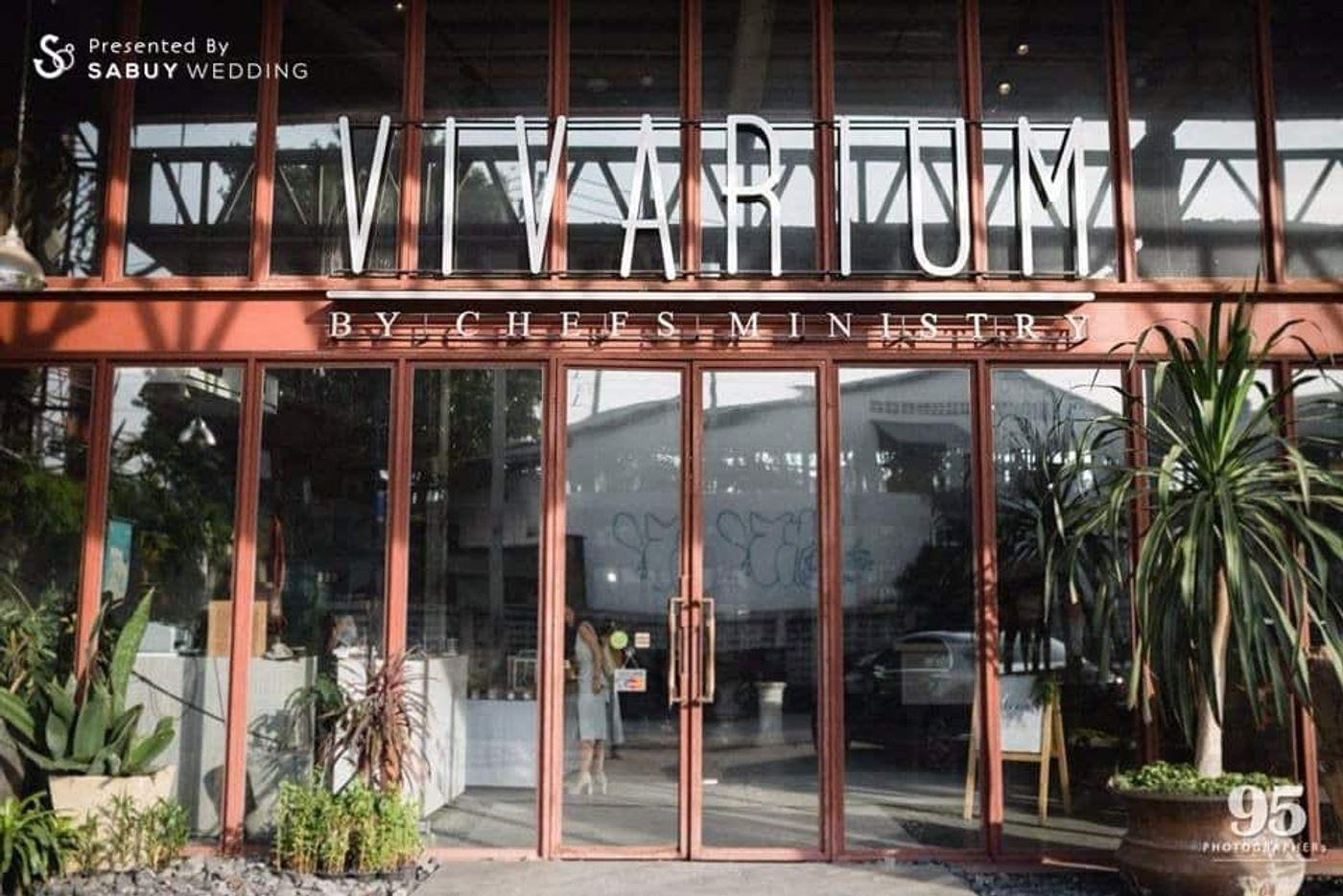 สถานที่แต่งงาน,สถานที่จัดงานแต่งงาน รีวิวงานแต่ง กิมมิคสนุกทุก Sequence ปังจนเพื่อนยังต้องยกนิ้ว @Vivarium by Chef Ministry