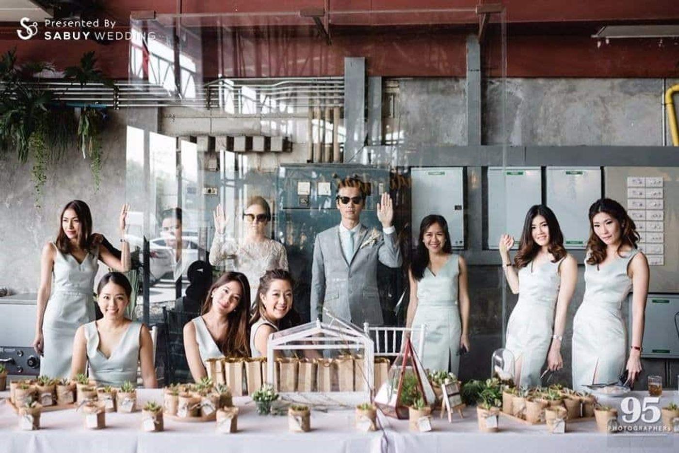 ชุดหมั้น,งานหมั้น,ชุดเพื่อนเจ้าสาว,งานแต่งงาน,ธีมงานแต่ง รีวิวงานแต่ง กิมมิคสนุกทุก Sequence ปังจนเพื่อนยังต้องยกนิ้ว @Vivarium by Chef Ministry
