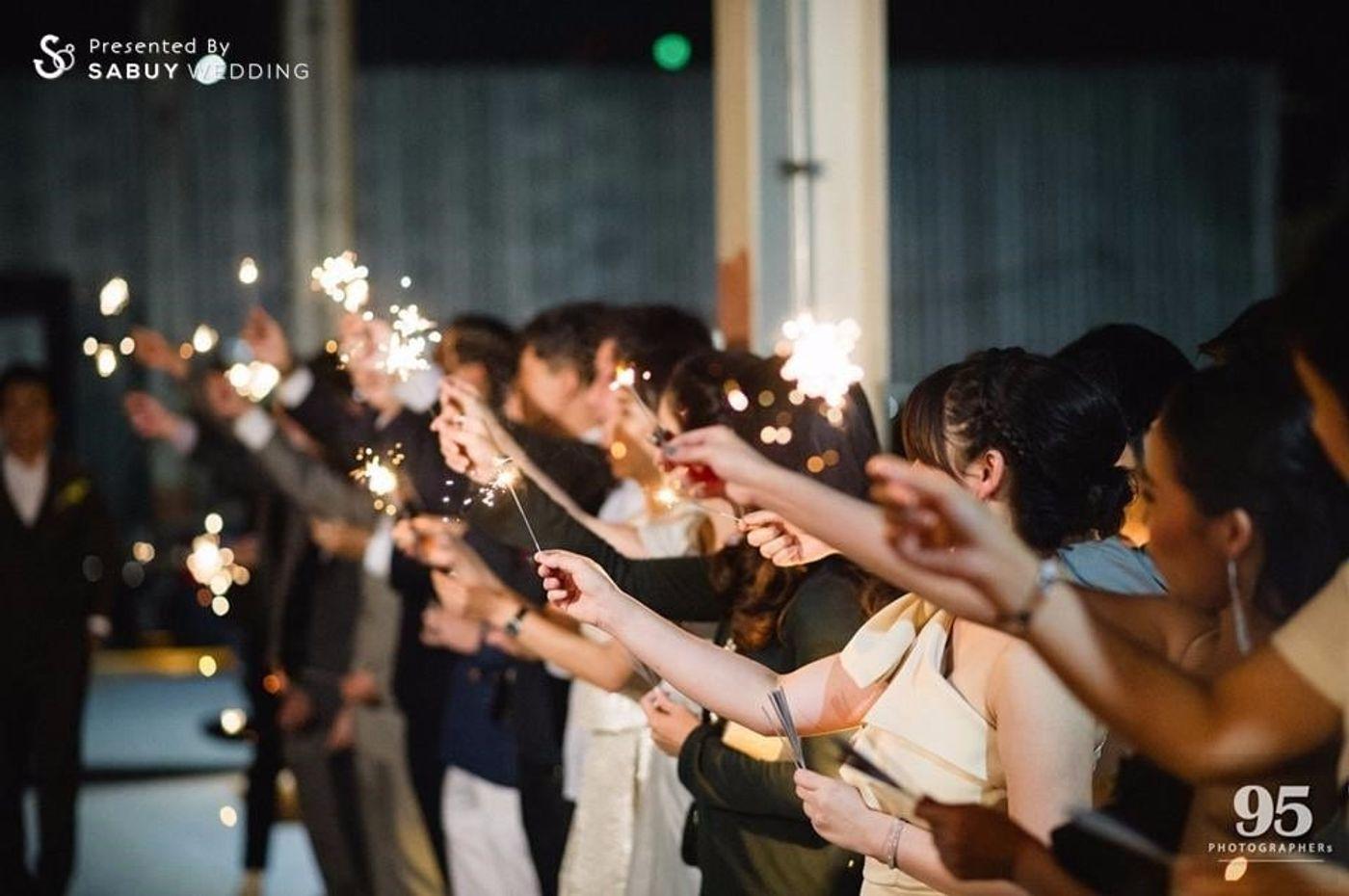 งานแต่งงาน รีวิวงานแต่ง กิมมิคสนุกทุก Sequence ปังจนเพื่อนยังต้องยกนิ้ว @Vivarium by Chef Ministry