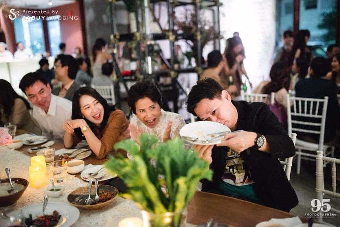 เกมส์,long-table รีวิวงานแต่ง กิมมิคสนุกทุก Sequence ปังจนเพื่อนยังต้องยกนิ้ว @Vivarium by Chef Ministry
