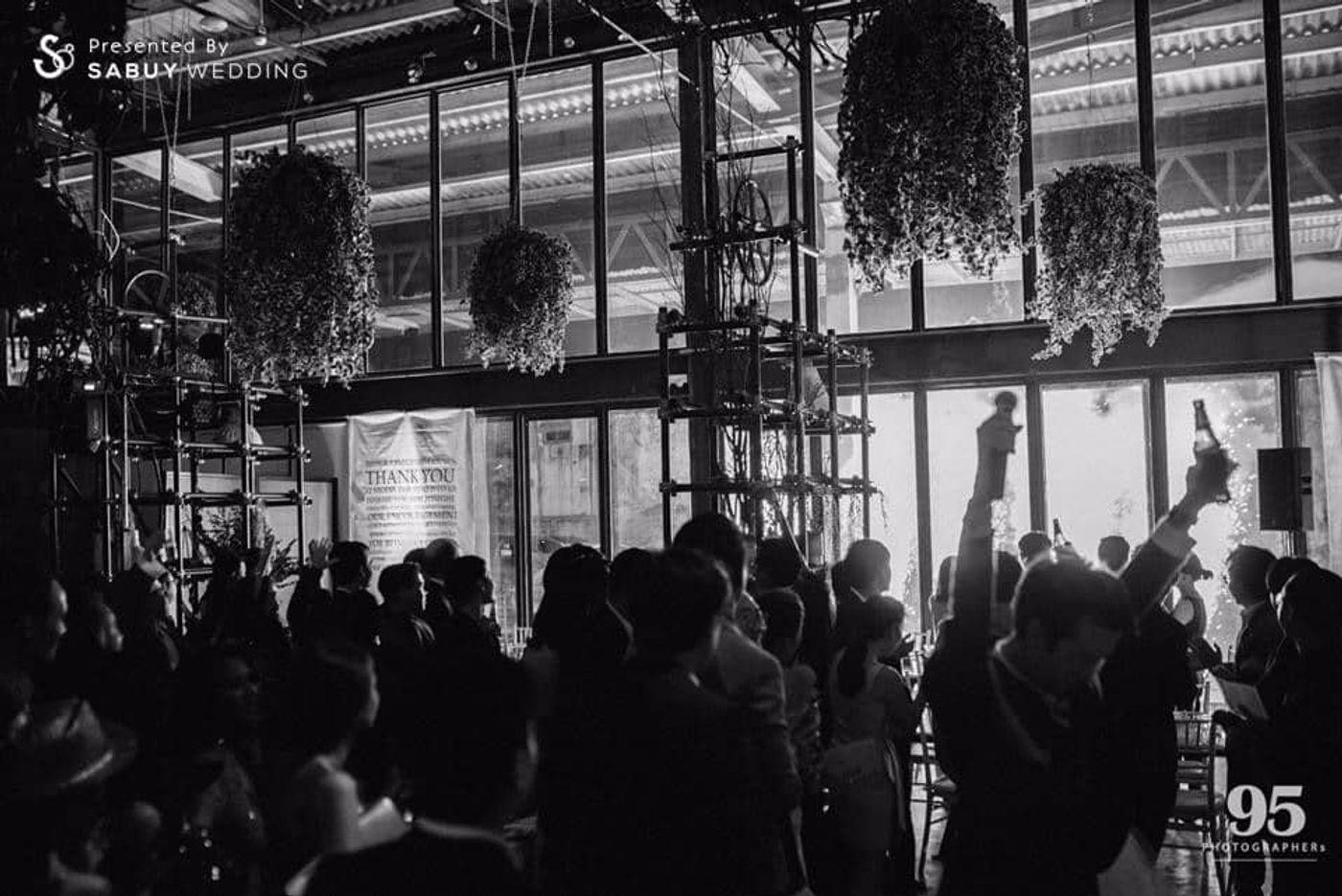 งานแต่งงาน,สถานที่แต่งงาน,สถานที่จัดงานแต่งงาน รีวิวงานแต่ง กิมมิคสนุกทุก Sequence ปังจนเพื่อนยังต้องยกนิ้ว @Vivarium by Chef Ministry