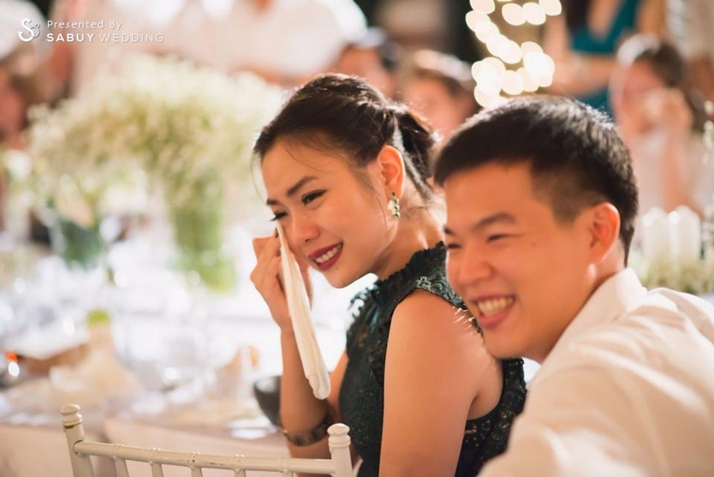 เพื่อนเจ้าสาว,งานแต่งงาน รีวิวงานแต่งอิ่มใจไปกับงานหมั้นล้านนา ปิดท้าย Sit-down dinner ประดับไฟแสนสวยในสวนหลังบ้าน