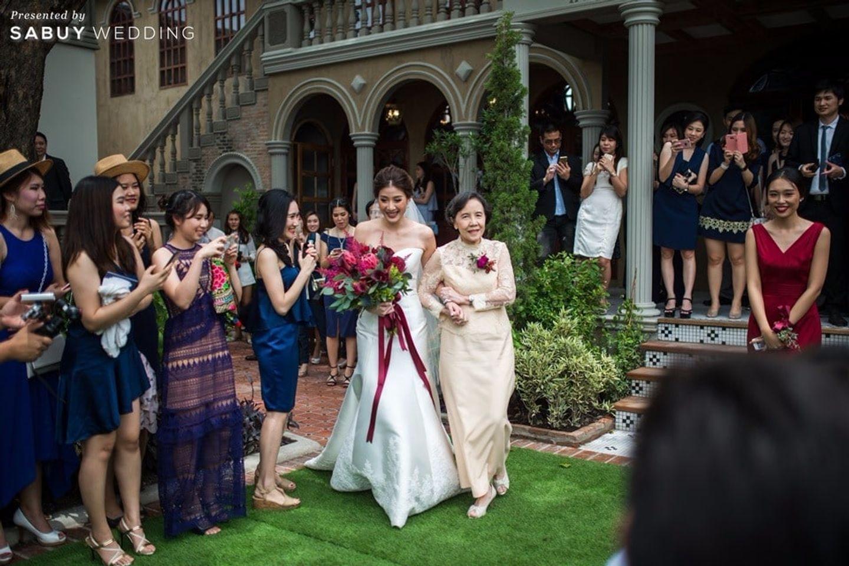 พิธีแต่งงาน,เจ้าสาว,ชุดเจ้าสาว,แม่เจ้าสาว,ดอกไม้เจ้าสาว,เพื่อนเจ้าสาว,งานแต่งในสวน,งานแต่ง outdoor รีวิวงานแต่งสุดเก๋ สไตล์ยุโรป @The Apothecary Venue