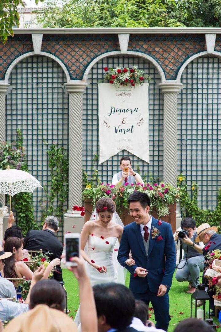 พิธีแต่งงาน,บ่าวสาว,ชุดบ่าวสาว,ชุดเจ้าสาว,ชุดเจ้าบ่าว,งานแต่ง outdoor,งานแต่งในสวน,ตกแต่งงานแต่ง,รูปงานแต่ง รีวิวงานแต่งสุดเก๋ สไตล์ยุโรป @The Apothecary Venue