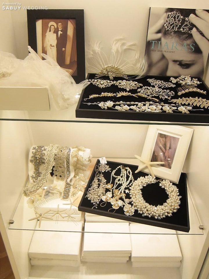เตรื่องประดับ Nhoo Matthews Atelier ครีเอทชุดแต่งงานในฝัน รังสรรค์ด้วยเทคนิคระดับ Haute Couture