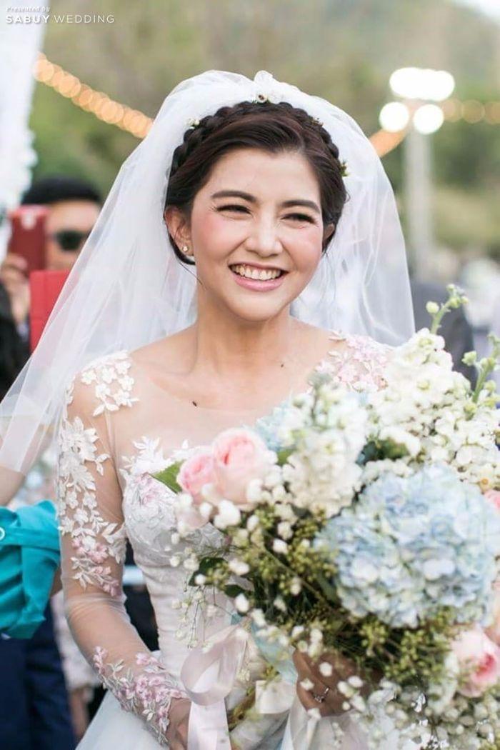 เจ้าสาว,โอ๋ เพชรลดา Nhoo Matthews Atelier ครีเอทชุดแต่งงานในฝัน รังสรรค์ด้วยเทคนิคระดับ Haute Couture