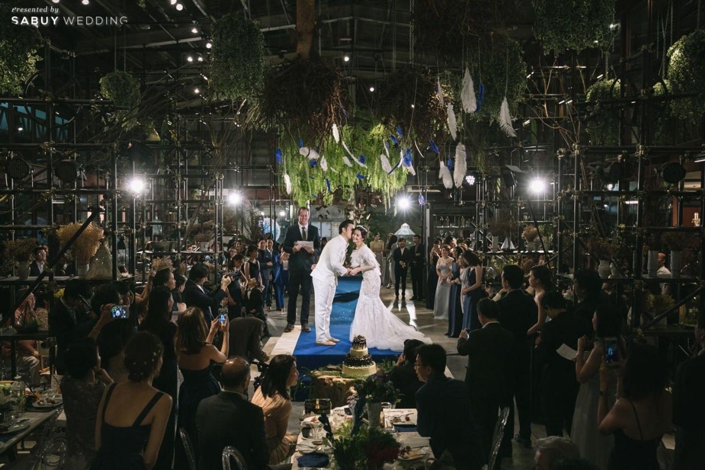 พิธีแต่งงาน,บ่าวสาว,ชุดบ่าวสาว,งานแต่งงาน,พิธีกรงานแต่ง,ตกแต่งงานแต่ง,สถานที่แต่งงาน,สถานที่จัดงานแต่งงาน,ธีมงานแต่ง รีวิวงานแต่งโรแมนติกแฟนตาซี ที่ได้แรงบันดาลใจจาก Harry Potter! @Vivarium by Chef Ministry