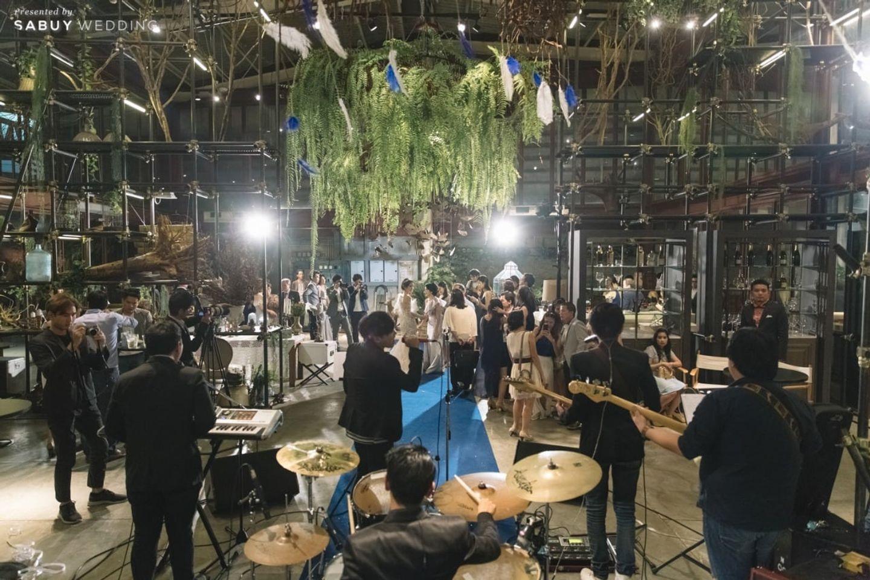 ดนตรีงานแต่ง,ตกแต่งงานแต่ง,ธีมงานแต่ง,สถานที่แต่งงาน,สถานที่จัดงานแต่งงาน รีวิวงานแต่งโรแมนติกแฟนตาซี ที่ได้แรงบันดาลใจจาก Harry Potter! @Vivarium by Chef Ministry