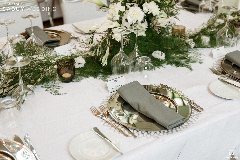 long-table รีวิวงานแต่ง Long Table สไตล์ฝรั่ง ในสถานที่สุดคลาสสิก @The House on Sathorn
