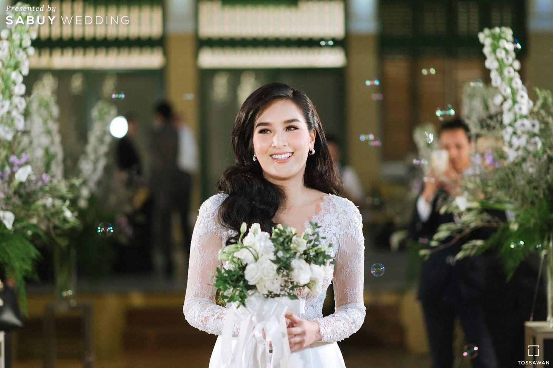 เจ้าสาว,ดอกไม้เจ้าสาว รีวิวงานแต่ง Long Table สไตล์ฝรั่ง ในสถานที่สุดคลาสสิก @The House on Sathorn