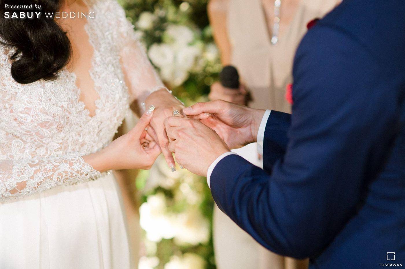 พิธีแต่งงาน,ชุดเจ้าสาว รีวิวงานแต่ง Long Table สไตล์ฝรั่ง ในสถานที่สุดคลาสสิก @The House on Sathorn
