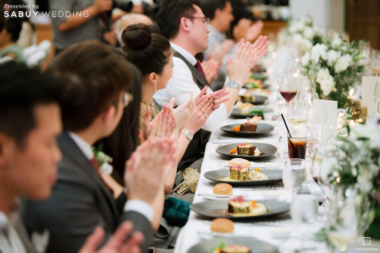 พิธีแต่งงาน,งานแต่งงาน รีวิวงานแต่ง Long Table สไตล์ฝรั่ง ในสถานที่สุดคลาสสิก @The House on Sathorn