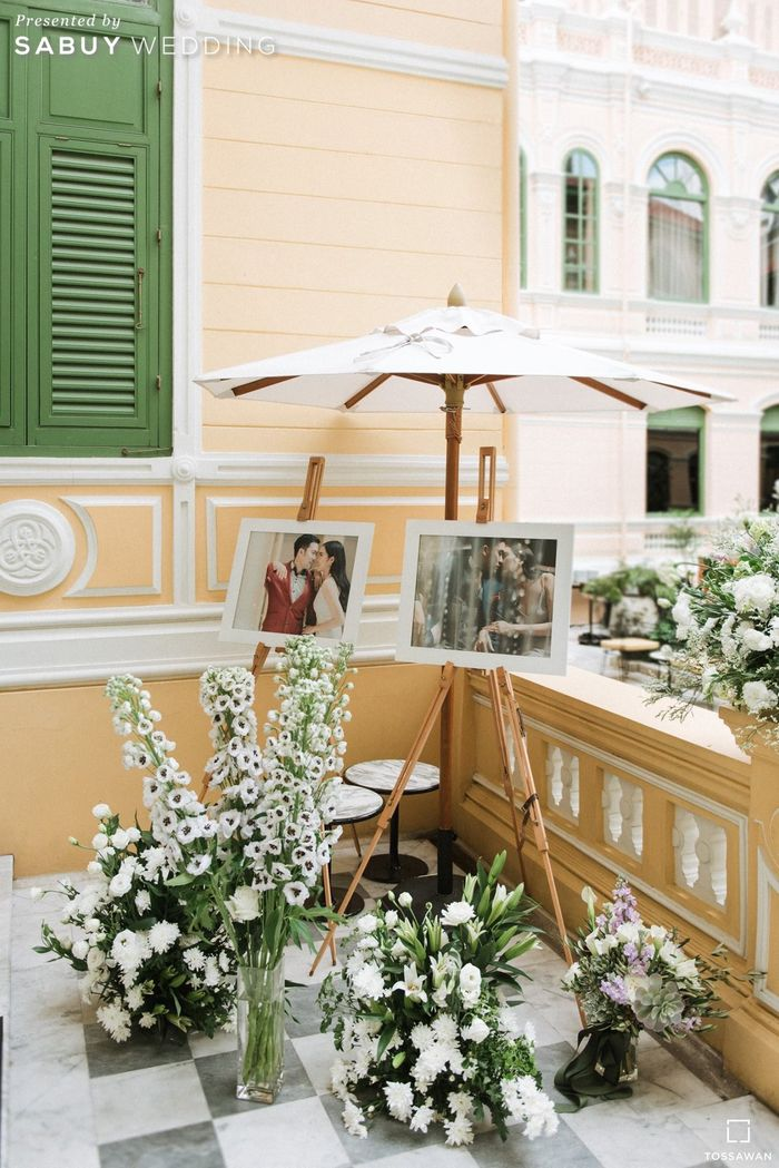 photo-booth,จัดดอกไม้งานแต่ง รีวิวงานแต่ง Long Table สไตล์ฝรั่ง ในสถานที่สุดคลาสสิก @The House on Sathorn