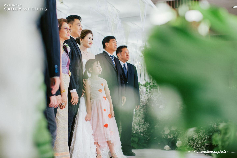 ครอบครัวบ่าวสาว รีวิวงานแต่งเสน่ห์ความเป็นไทย ในงานเลี้ยงฉลองเย็น @Plaza Athénée Bangkok
