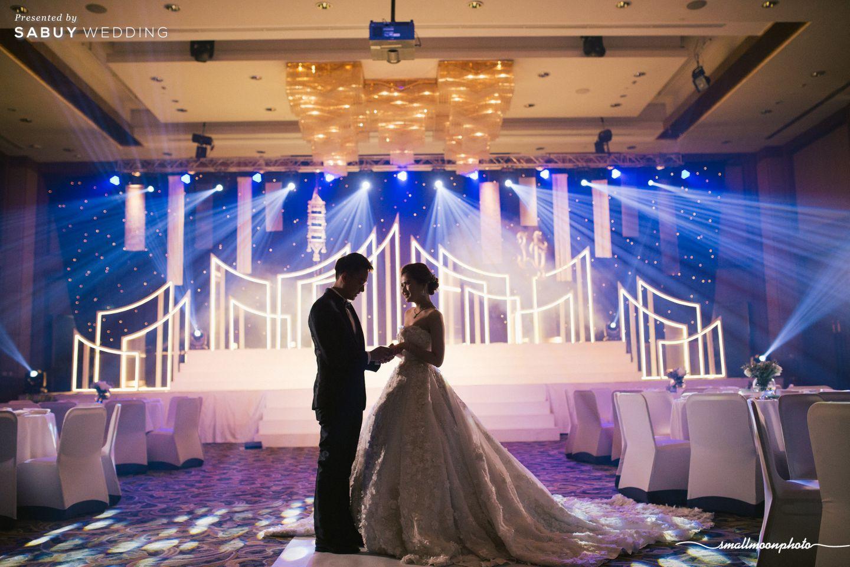 บ่าวสาว,ชุดบ่าวสาว,งานแต่งงาน,เวทีงานแต่ง รีวิวงานแต่งเสน่ห์ความเป็นไทย ในงานเลี้ยงฉลองเย็น @Plaza Athénée Bangkok