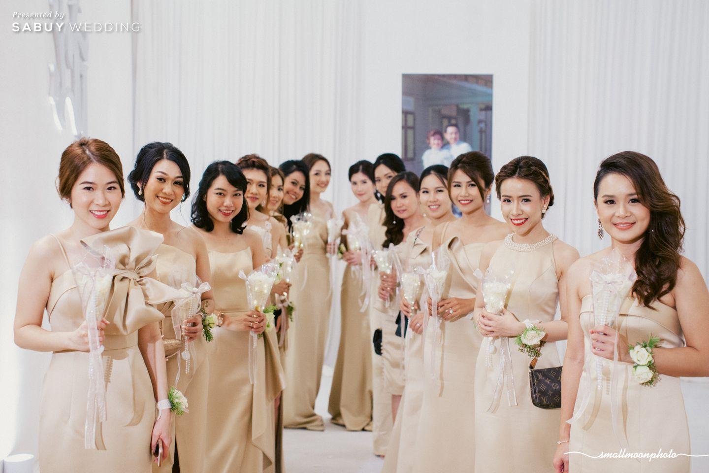 เพื่อนเจ้าสาว,ชุดเพื่อนเจ้าสาว,ธีมงานแต่ง รีวิวงานแต่งเสน่ห์ความเป็นไทย ในงานเลี้ยงฉลองเย็น @Plaza Athénée Bangkok