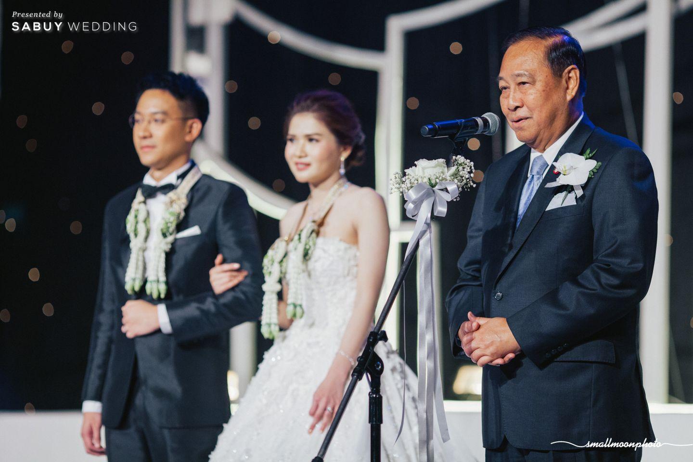 พิธีแต่งงาน,บ่าวสาว,ชุดบ่าวสาว รีวิวงานแต่งเสน่ห์ความเป็นไทย ในงานเลี้ยงฉลองเย็น @Plaza Athénée Bangkok