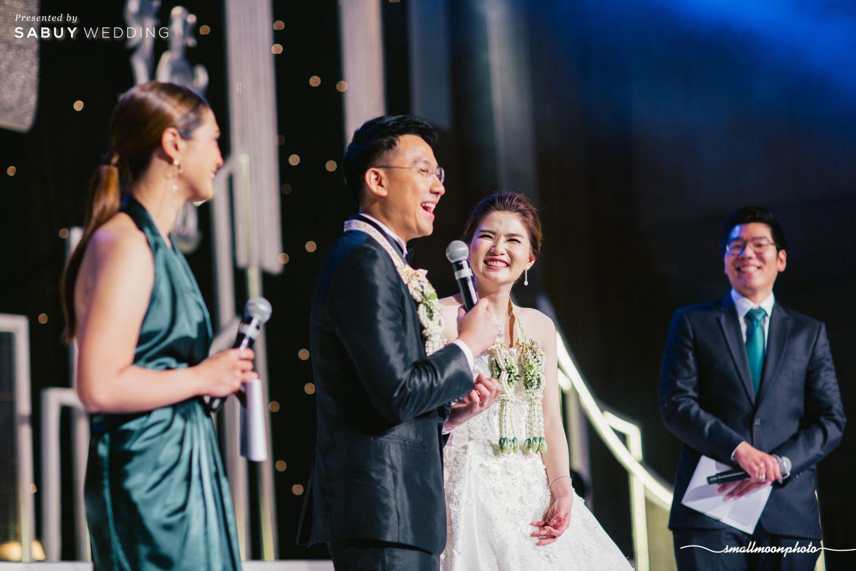 พิธีแต่งงาน,บ่าวสาว,ชุดบ่าวสาว,พิธีกรงานแต่ง รีวิวงานแต่งเสน่ห์ความเป็นไทย ในงานเลี้ยงฉลองเย็น @Plaza Athénée Bangkok