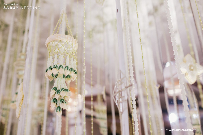 ตกแต่งงานแต่ง รีวิวงานแต่งเสน่ห์ความเป็นไทย ในงานเลี้ยงฉลองเย็น @Plaza Athénée Bangkok