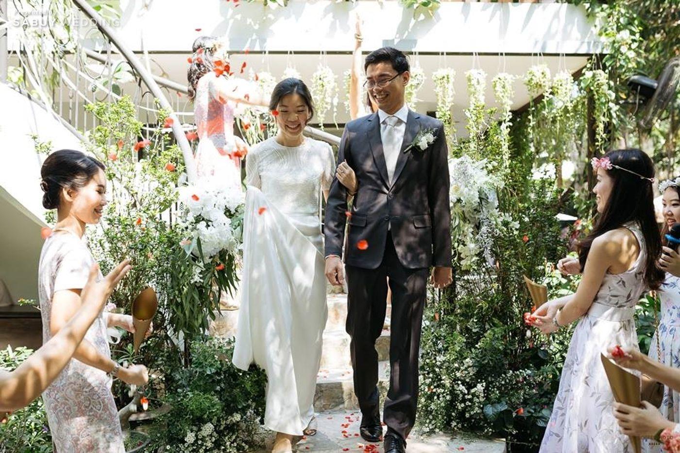 บ่าวสาว,ชุดบ่าวสาว,งานแต่งงาน,ชุดเจ้าสาว,ชุดเจ้าบ่าว,ตกแต่งงานแต่ง,งานแต่งในสวน,รูปงานแต่ง รีวิวงานแต่งโรแมนติกมินิมอล อบอุ่นความหวาน ท่ามกลางร่มไม้ในสวน @The Gardens of Dinsor Palace