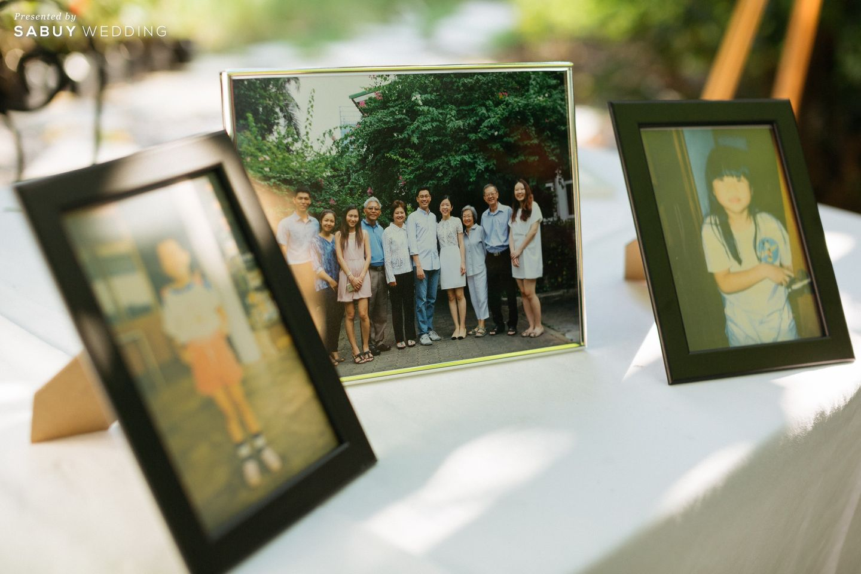 photo-booth รีวิวงานแต่งโรแมนติกมินิมอล อบอุ่นความหวาน ท่ามกลางร่มไม้ในสวน @The Gardens of Dinsor Palace