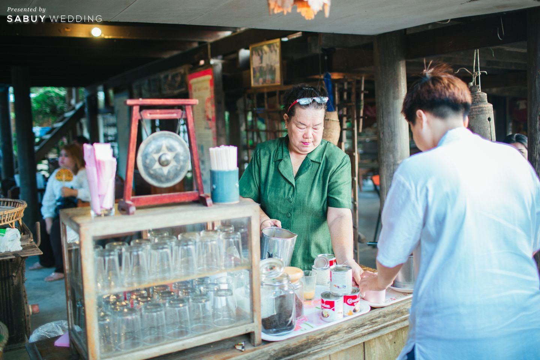 ชงกาแฟ รีวิวงานแต่งธีมผ้าฝ้ายสบายๆ สไตล์ล้านนา @หอวัฒนธรรมพื้นบ้านไท-ยวน สระบุรี