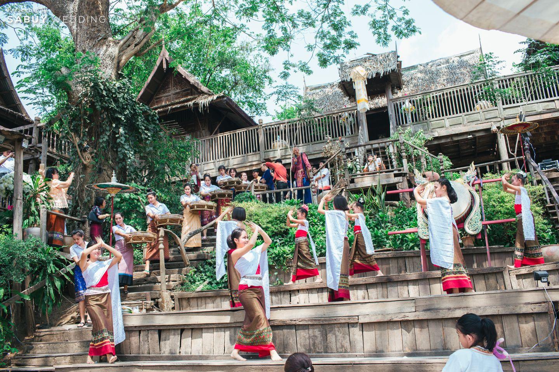 พิธีแต่งงาน,งานแต่งงาน,สถานที่แต่งงาน,สถานที่จัดงานแต่งงาน,พิธีแต่งงานแบบไทย รีวิวงานแต่งธีมผ้าฝ้ายสบายๆ สไตล์ล้านนา @หอวัฒนธรรมพื้นบ้านไท-ยวน สระบุรี