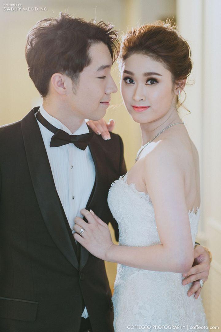 บ่าวสาว,ชุดบ่าวสาว,ชุดเจ้าสาว,ชุดเจ้าบ่าว รีวิวงานแต่ง Winter Wonderland ฉากสวยเป๊ะปัง อลังเว่อร์ @Mandarin Oriental