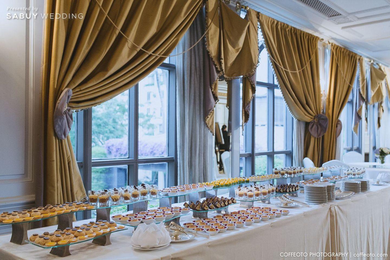 เบเกอรี่,ขนมหวาน รีวิวงานแต่ง Winter Wonderland ฉากสวยเป๊ะปัง อลังเว่อร์ @Mandarin Oriental