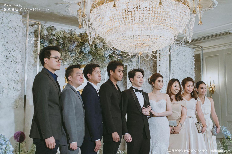 บ่าวสาว,จัดดอกไม้งานแต่ง,ตกแต่งงาน,ธีมงานแต่ง,backrop งานแต่ง,รูปงานแต่ง รีวิวงานแต่ง Winter Wonderland ฉากสวยเป๊ะปัง อลังเว่อร์ @Mandarin Oriental