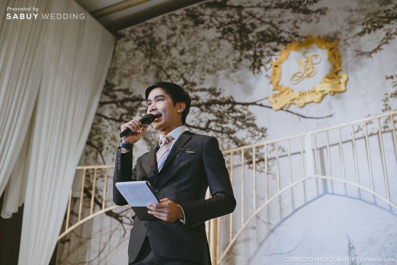 พิธีกรงานแต่ง รีวิวงานแต่ง Winter Wonderland ฉากสวยเป๊ะปัง อลังเว่อร์ @Mandarin Oriental
