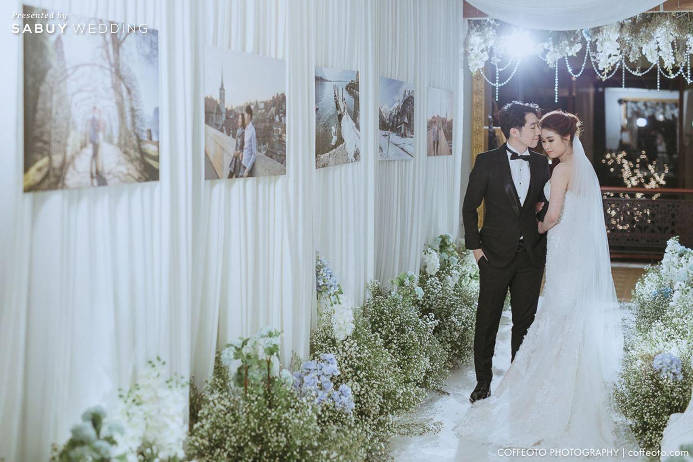 บ่าวสาว,ชุดบ่าวสาว,จัดดอกไม้งานแต่ง,photo-booth,รูปงานแต่ง รีวิวงานแต่ง Winter Wonderland ฉากสวยเป๊ะปัง อลังเว่อร์ @Mandarin Oriental