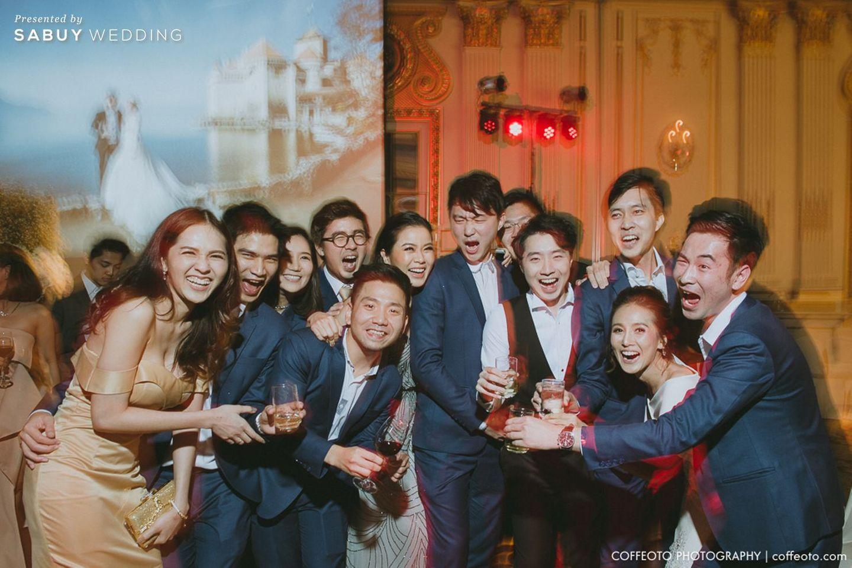 อาฟเตอร์ปาร์ตี้ รีวิวงานแต่ง Winter Wonderland ฉากสวยเป๊ะปัง อลังเว่อร์ @Mandarin Oriental