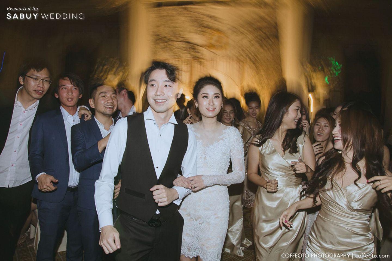 อาฟเตอร์ปาร์ตี้,บ่าวสาว รีวิวงานแต่ง Winter Wonderland ฉากสวยเป๊ะปัง อลังเว่อร์ @Mandarin Oriental