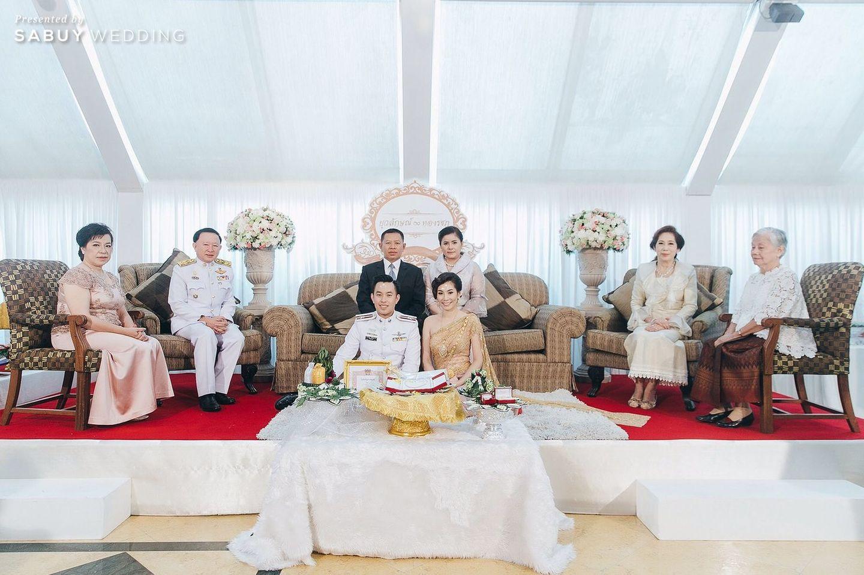 พิธีหมั้น,งานหมั้น,ชุดหมั้น รีวิวงานแต่งงานในฝัน สวยจบ ครบทุกฟีลใน 1 ฟลอร์ @The Landmark Bangkok