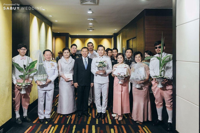 แห่ขันหมาก,งานหมั้น รีวิวงานแต่งงานในฝัน สวยจบ ครบทุกฟีลใน 1 ฟลอร์ @The Landmark Bangkok