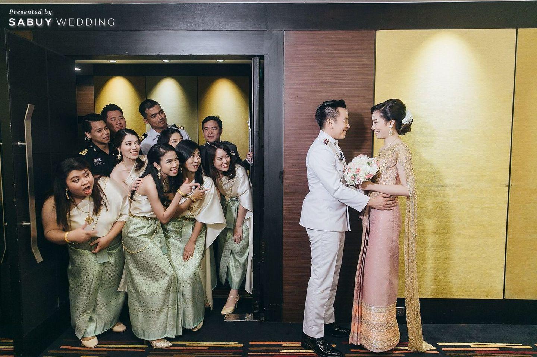 งานหมั้น,ชุดหมั้น,ชุดไทย,รูปงานแต่ง,ช่อดอกไม้,เพื่อนเจ้าสาว,ธีมงานแต่ง รีวิวงานแต่งงานในฝัน สวยจบ ครบทุกฟีลใน 1 ฟลอร์ @The Landmark Bangkok