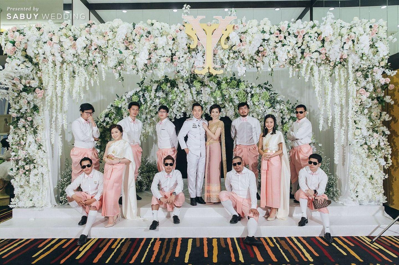 บ่าวสาว,จัดดอกไม้งานแต่ง,ธีมงานแต่ง,ชุดเพื่อนเจ้าสาว,ชุดไทย,ชุดหมั้น รีวิวงานแต่งงานในฝัน สวยจบ ครบทุกฟีลใน 1 ฟลอร์ @The Landmark Bangkok
