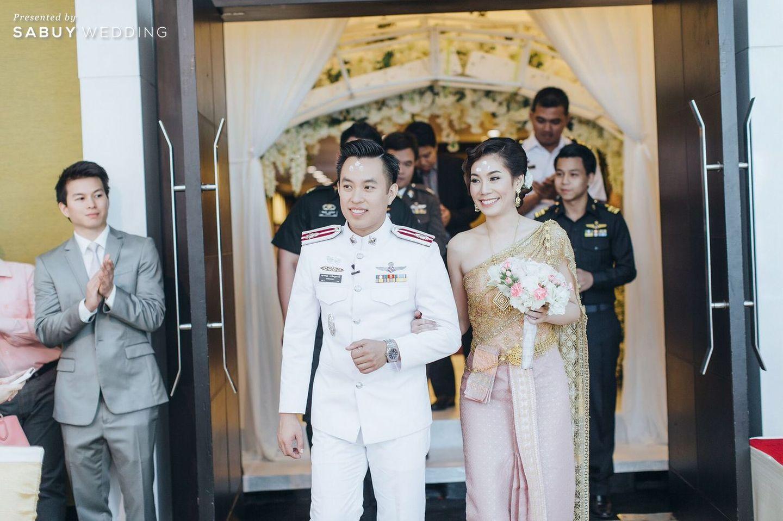 พิธีหมั้น,งานหมั้น,ชุดหมั้น,ชุดไทย รีวิวงานแต่งงานในฝัน สวยจบ ครบทุกฟีลใน 1 ฟลอร์ @The Landmark Bangkok