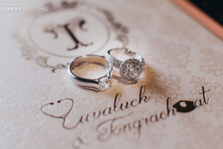 แหวนแต่งงาน รีวิวงานแต่งงานในฝัน สวยจบ ครบทุกฟีลใน 1 ฟลอร์ @The Landmark Bangkok