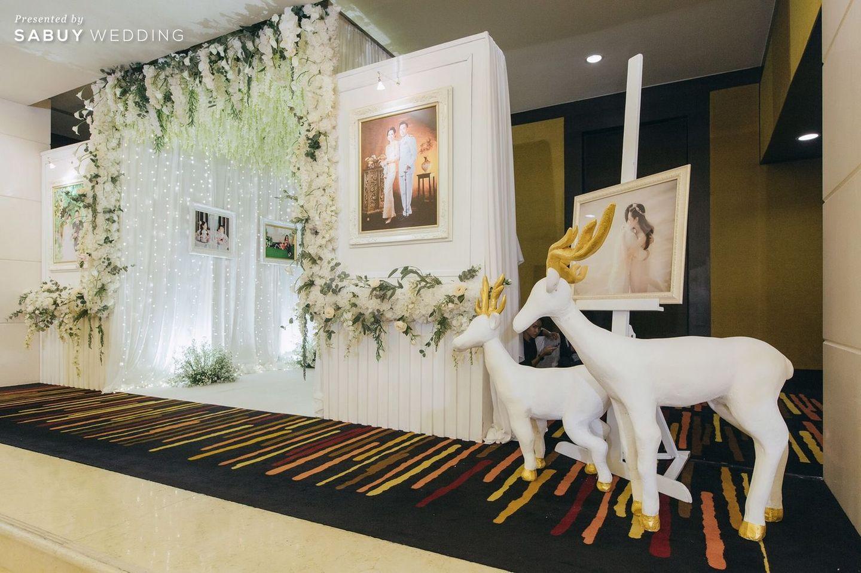 photo-booth,จัดดอกไม้งานแต่ง,ตกแต่งงานแต่ง รีวิวงานแต่งงานในฝัน สวยจบ ครบทุกฟีลใน 1 ฟลอร์ @The Landmark Bangkok