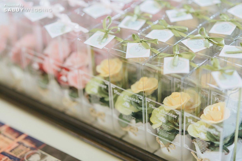 ของชำร่วยงานแต่ง รีวิวงานแต่งงานในฝัน สวยจบ ครบทุกฟีลใน 1 ฟลอร์ @The Landmark Bangkok