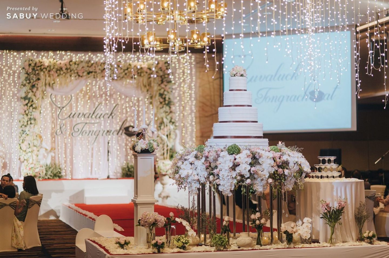 สถานที่แต่งงาน,สถานที่จัดงานแต่งงาน,จัดดอกไม้งานแต่ง,ตกแต่งงานแต่ง,เวทีงานแต่ง,เค้กงานแต่ง รีวิวงานแต่งงานในฝัน สวยจบ ครบทุกฟีลใน 1 ฟลอร์ @The Landmark Bangkok